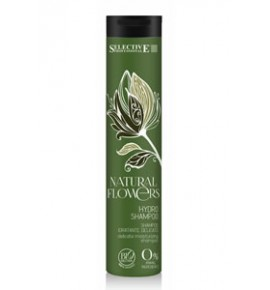NATURAL FLOWERS, Hydro Shampoo 250 ml