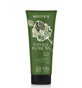 NATURAL FLOWERS, Nutri Mask 200 ml