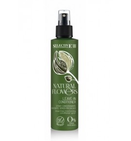 NATURAL FLOWERS, Leave-in Conditioner 200ml