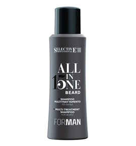 FORMAN, ALL IN ONE BEARD SHAMPOO 100 ml